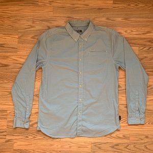 The North Face size Medium Button Down Shirt